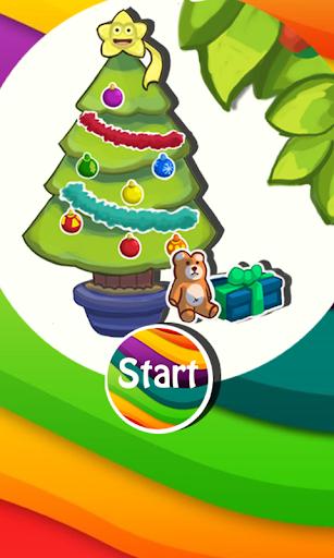 装点圣诞树