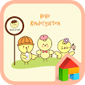 bebe(kidsschool) dodol theme icon