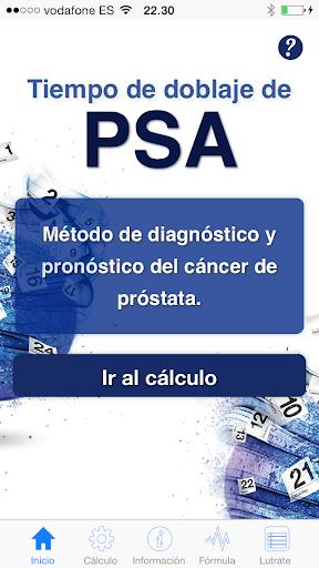Tiempo de doblaje de PSA