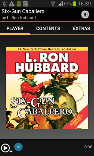 Six-Gun Caballero Hubbard