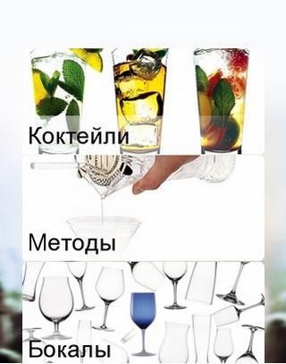 Рецепты классических коктейлей