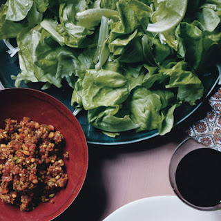 Simple Spring Green Salad