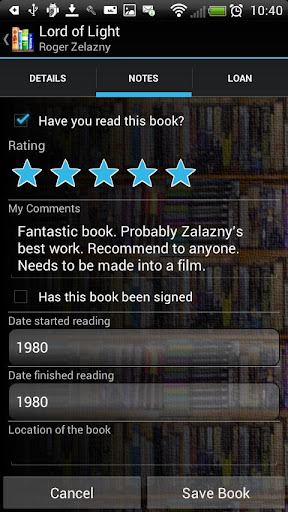 book catalogue apps on google play