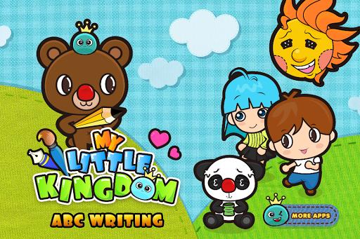 我的小王國 - ABC-閱讀寫作練習