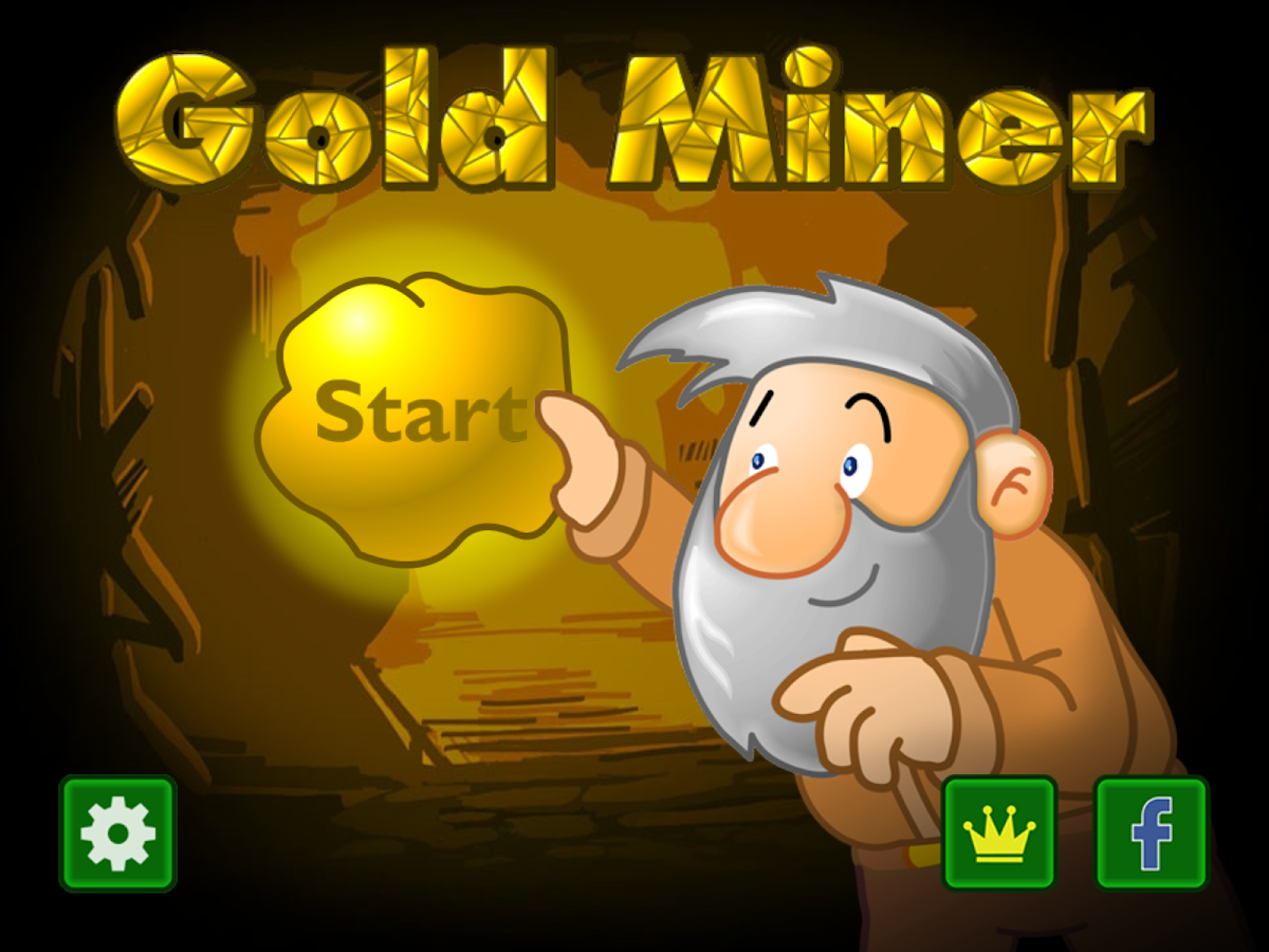 Gold Miner - screenshot