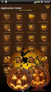 How to get Halloween 2 theme GO SMS Pro lastet apk for android