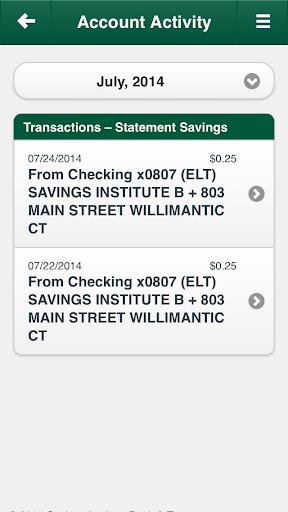 Savings Institute Mobile