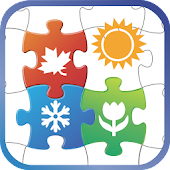 Jigsaw Puzzles Seasons
