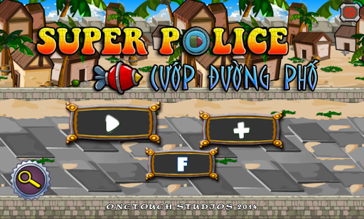 Super Police - Cuop Duong Pho