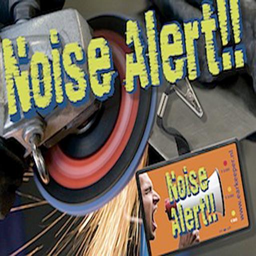 NoiseAlert LOGO-APP點子