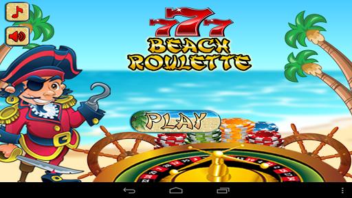 海灘海盜輪盤賭場