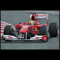 Formula1 illustrated icon