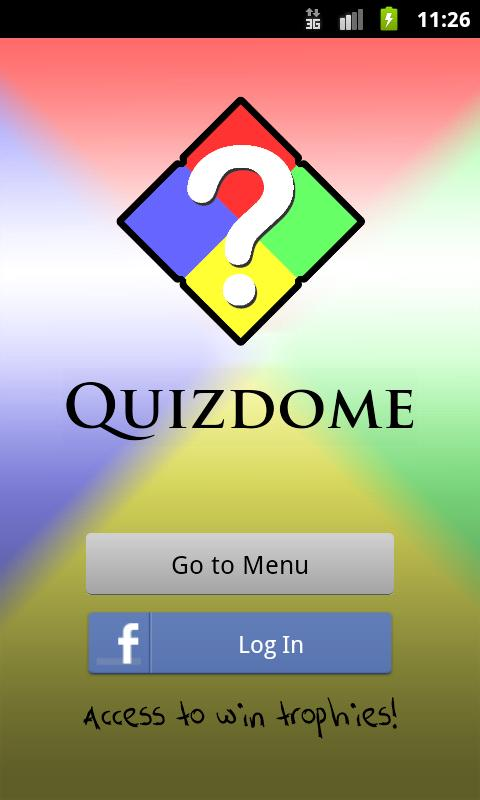 Quizdome- screenshot