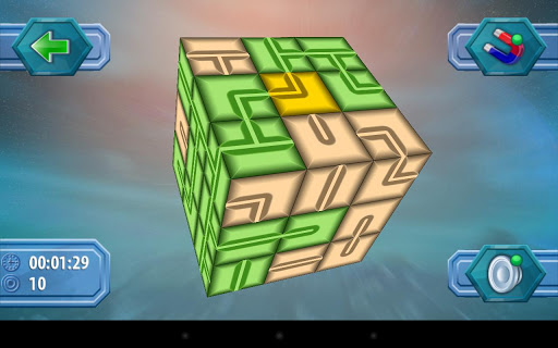 Quadrogon 3D Plumber +