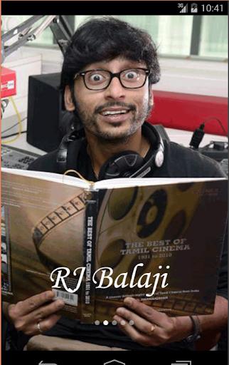 RJ Balaji Official