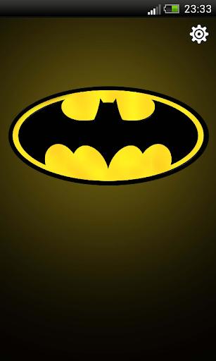Batman Flashlight