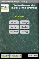 Screenshot of Brain-A-Wake
