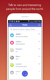 Chatous- screenshot thumbnail