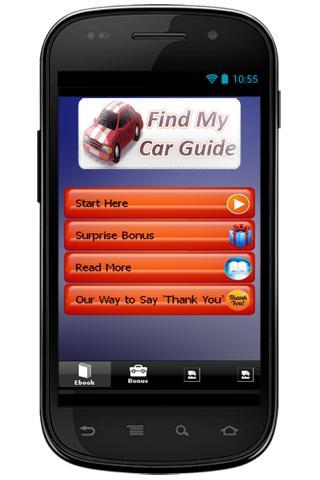 Find My Car Guide