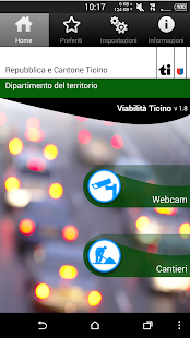 Viabilità Ticino - screenshot thumbnail