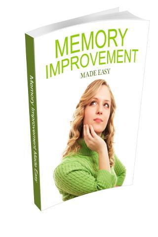 How To Improve Memory Tips