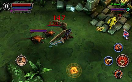 SoulCraft 2 - Action RPG Screenshot 24
