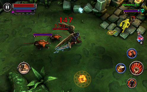 SoulCraft 2 - Action RPG- screenshot thumbnail