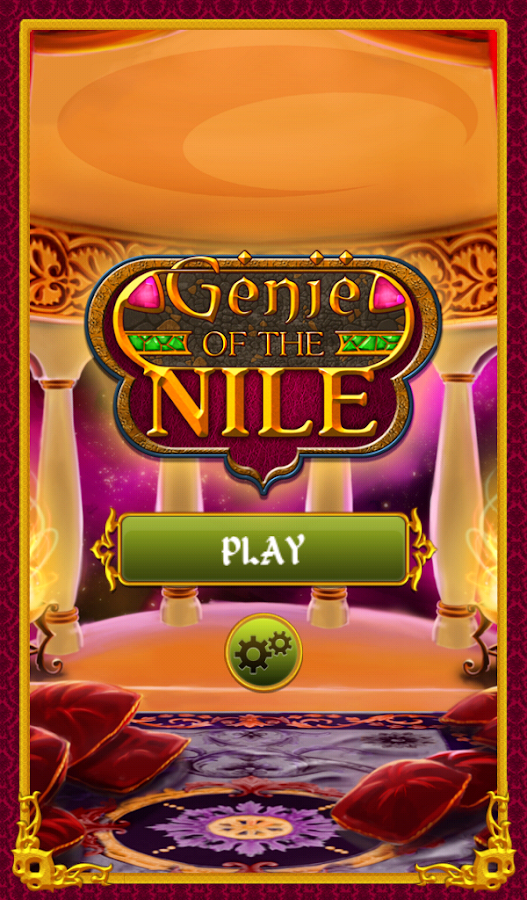 Genie of the Nile- screenshot
