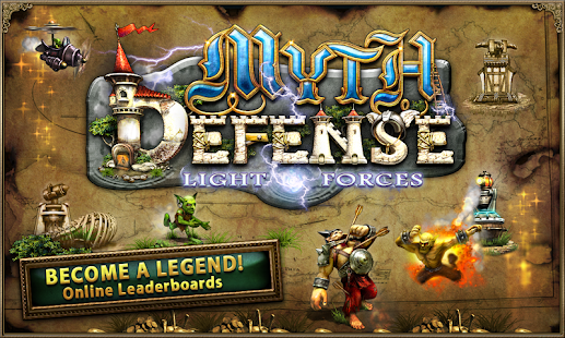 Myth Defense LF free - screenshot thumbnail