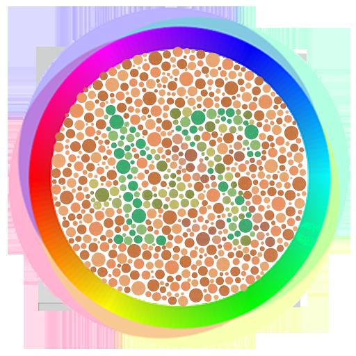 ทดสอบตาบอดสี 健康 LOGO-阿達玩APP