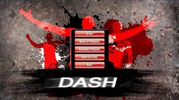 Screenshot of Dash Sports