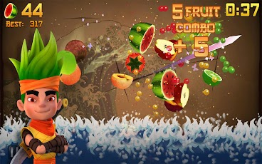 Fruit Ninja Screenshot 32
