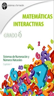 Matemáticas Interactivas6 Cap1- screenshot thumbnail