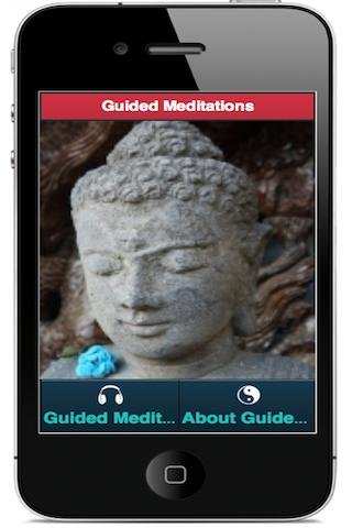 GUIDED MEDITATION (Free) - screenshot