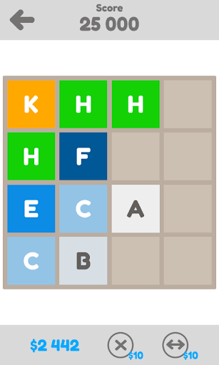 Letters 2048: Amazing Alphabet|玩解謎App免費|玩APPs