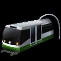 電車遅延Now logo