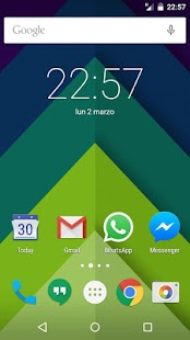Chrooma Live Wallpaper - screenshot thumbnail