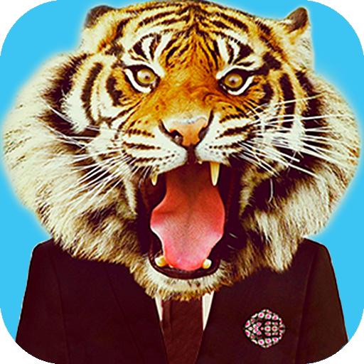 Animal Face Camera 攝影 App LOGO-硬是要APP