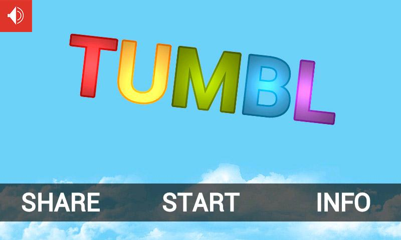 TUMBL: FallDown HD - screenshot