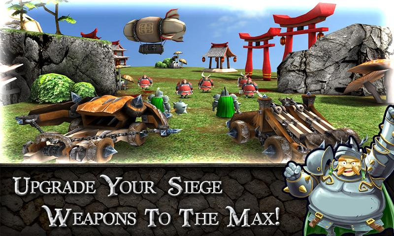 Siegecraft - screenshot