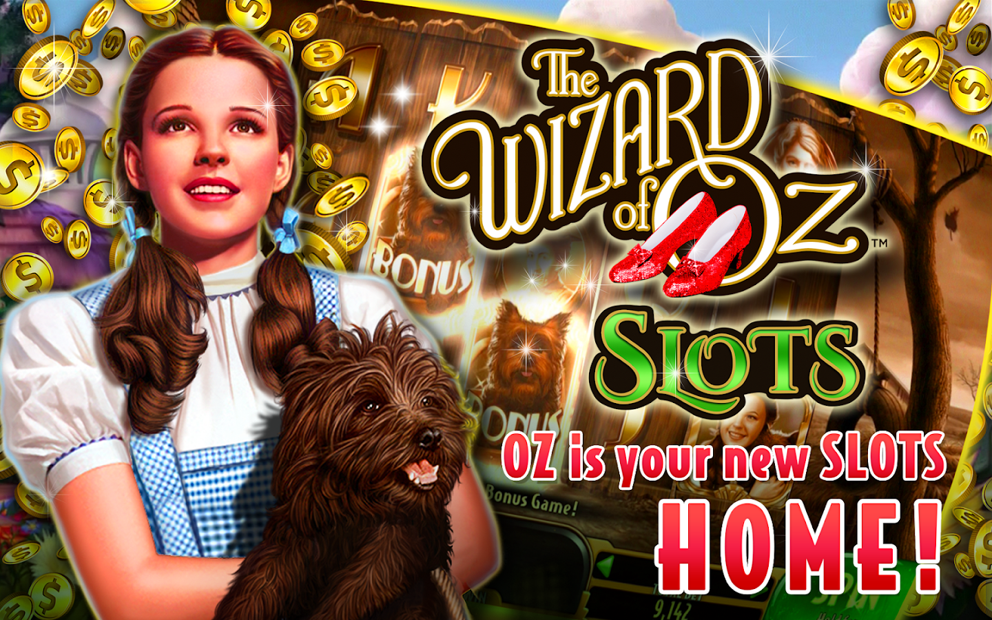 Download Wizard Of Oz Free Slots