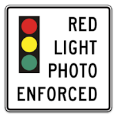 Speed & Red Light Camera Map