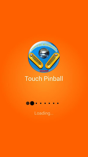 Touch Pinball Game
