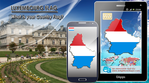 Noticon Flag: Luxembourg