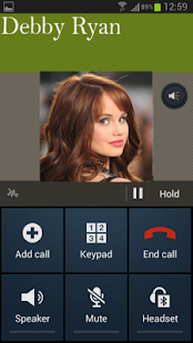 Debby Ryan Prank Calls - screenshot thumbnail