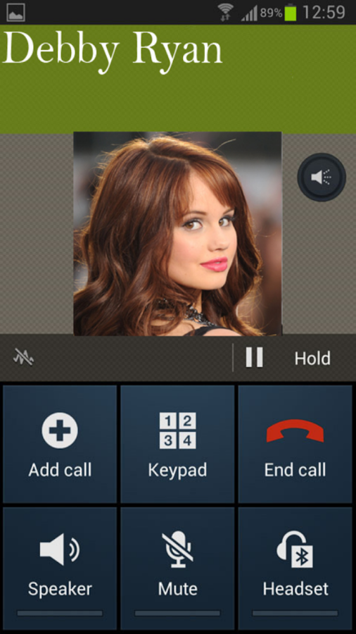 Debby Ryan Prank Calls - screenshot