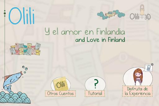 Olili 3D Amor en Finlandia