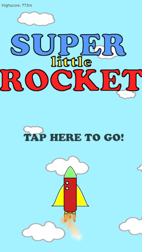 Super Little Rocket