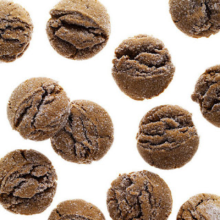 Chewy Ginger-Molasses Cookies.