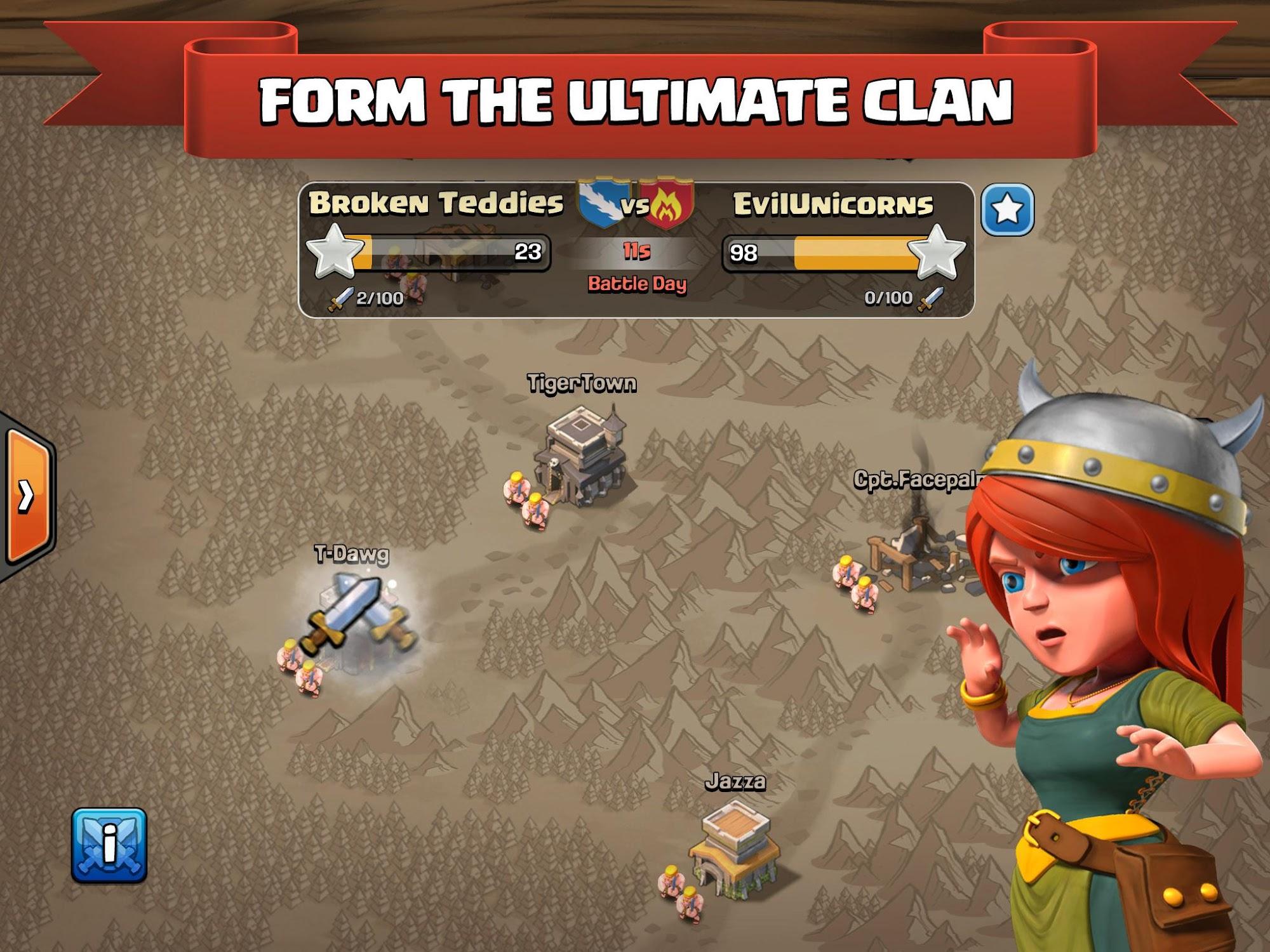 Clash of Clans screenshot #19